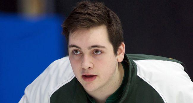 Tanner Horgan - Curling.ca photo