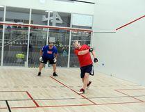 The recent Moosehead Open handball tournament was a big success. Photo Courtesy Mike Shyluk