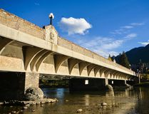 The Bow River Bridge will receive $12,000. (Daniel Katz/ Crag & Canyon/ Postmedia Network)