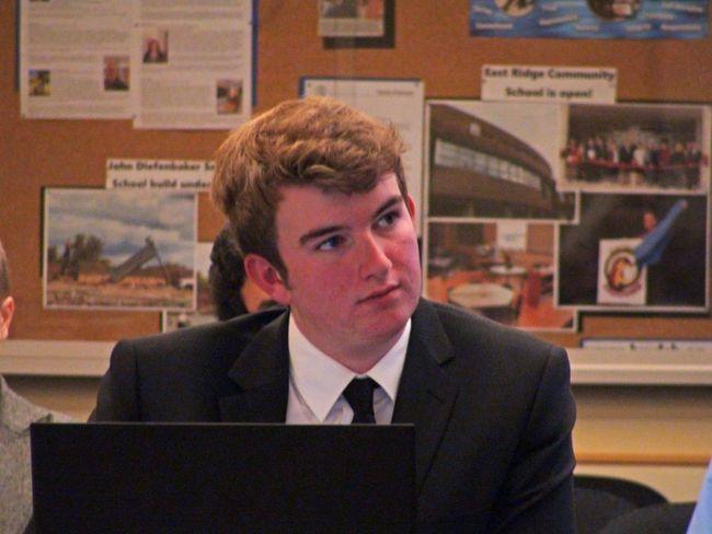 Bluewater District School Board trustee Ryan Brown. (Supplied photo)