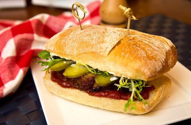 Meatloaf sandwich (Postmedia Network file photo)