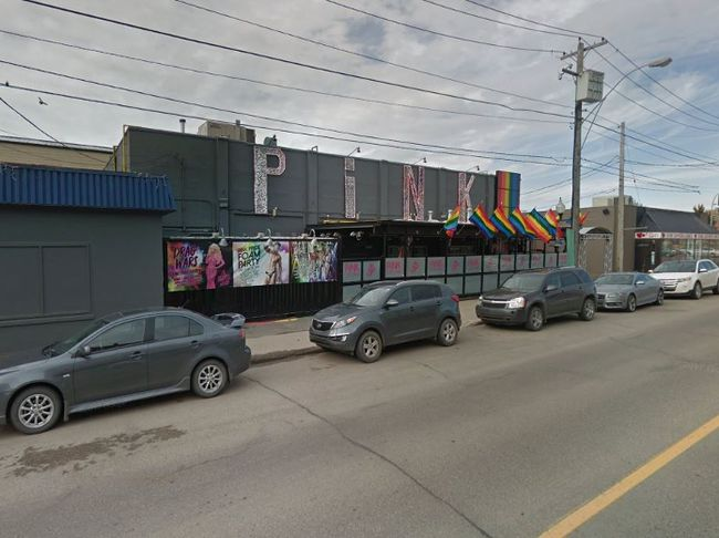 The Pink Lounge and Nightclub in Sakstoon, Sask. (Google Maps)