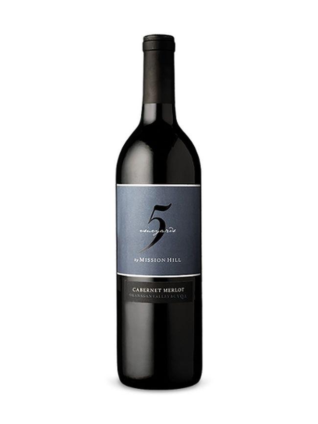 Mission Hill Family Estate 2014 Five Vineyards Cabernet Merlot