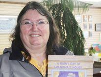 JOANNE MCQUARRIE/FAIRVIEW POST Alberta Larsback has released her second book.