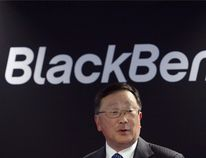 John Chen of Blackberry