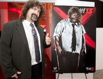 WWE Hall of Famer Mick Foley. (WWE.com)