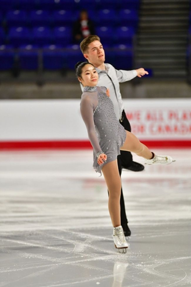 Emi Swanson and Raine Eberl