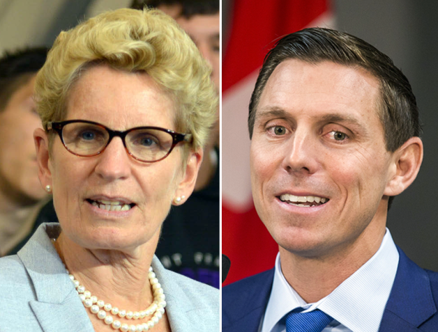 Ontario Premier Kathleen Wynne won't seek snap election as Tories reel from Patrick Brown resignation