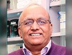 Shiva Singh (Western University photo)