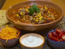 Mexican Chicken Chipotle Stew. (DEREK RUTTAN, The London Free Press)