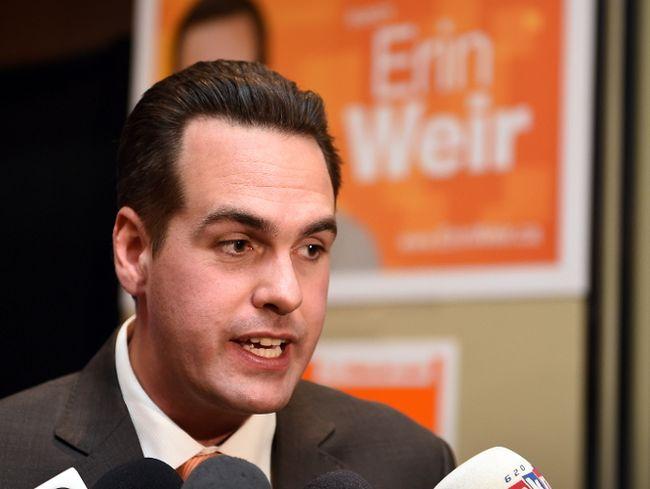 NDP candidate Erin Weir (Postmedia Network file photo)
