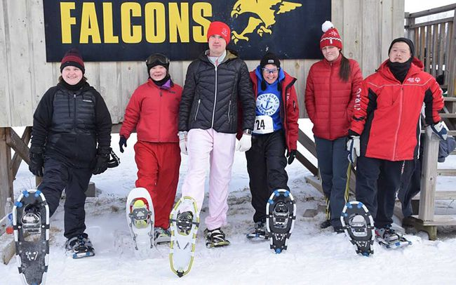 From left: LeeAnn Hardy, Nicole Flynn, Gaerrison Freeland, Nicole Ferguson, Blair Bastien and Kai Freeland (Submitted photo)