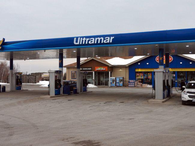 Ultramar mistakenly sold diesel from their gasoline pumps. Wayne Lowrie/Postmedia