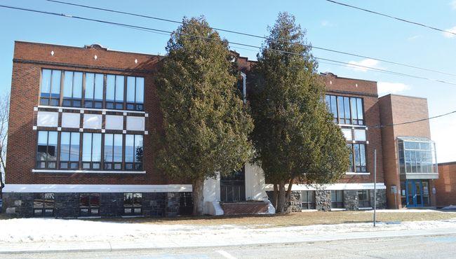 File photo Blind River Public School was originally built in 1928.