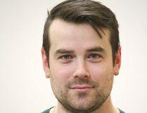 Fort Record reporter Jeff Labine