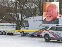 Police search alleged serial killer Bruce McArthur's residence in Toronto on Monday February 5, 2018. Veronica Henri/Toronto Sun/Postmedia NetworkVeronica Henri / Toronto Sun/Postmedia Network/Facebok via Canadian Press