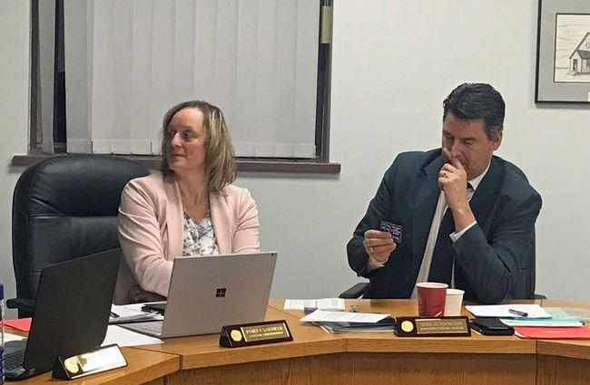 The Portage la Prairie School Board met this week in Portage la Prairie. (file photo)