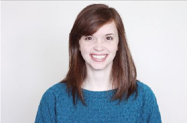 Fort Saskatchewan Record editor, Lindsay Morey