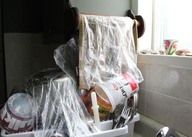 Recyling plastics: it's a start. Photo by Zoe Kessler/Wiarton Echo