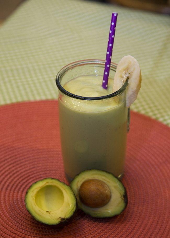 Avocado Banana Smoothie (DEREK RUTTAN, The London Free Press)