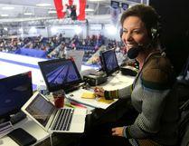 Grande Prairie's Cheryl Bernard offers up her Olympic experience as Team Canada's skip.