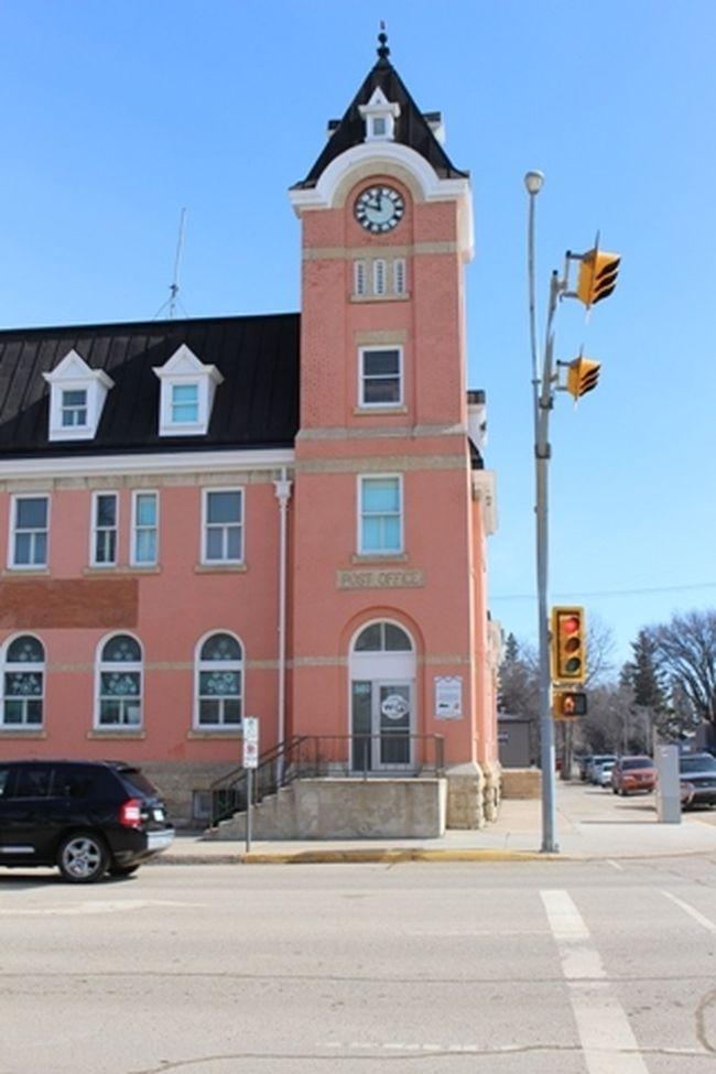 Melfort's Historic Post Office