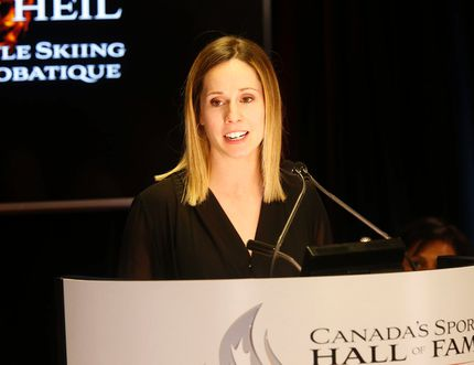 Jennifer Heil. (File photo)