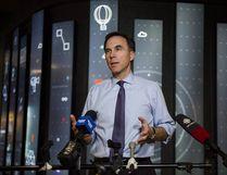 Minister of Finance Bill Morneau