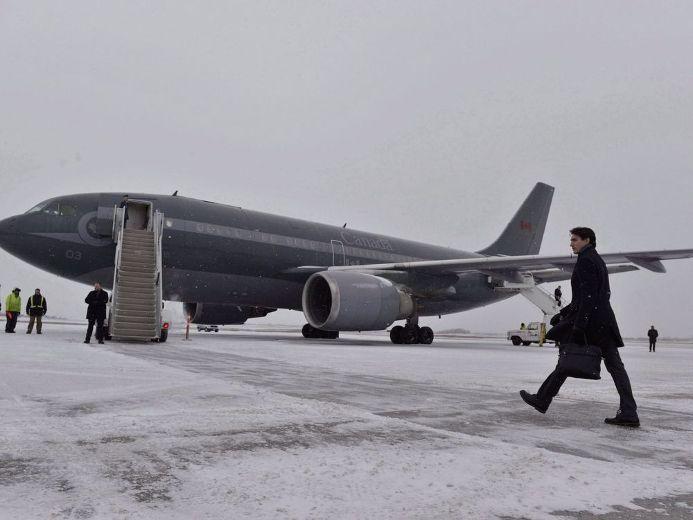 Canada looking at replacing PM's 'flying Taj Mahal' VIP aircraft