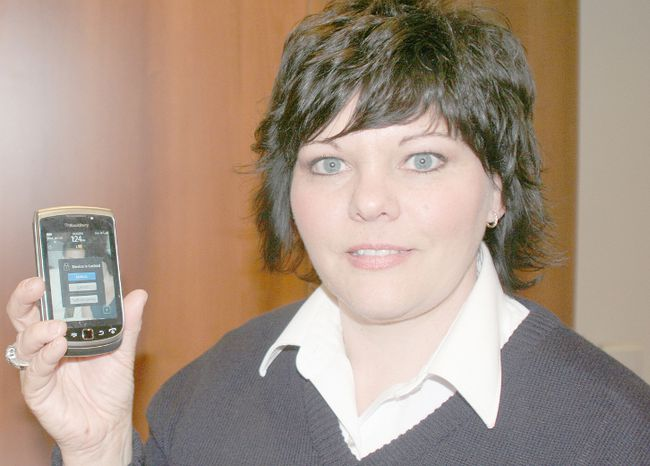 Sheri Oliphant, emergency communications manager. (File photo)