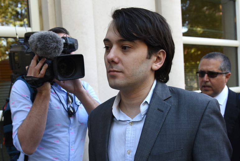 'Pharma Bro' Martin Shkreli sentenced to 7 years in prison