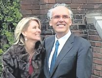 Eleanor McCain and Jeff Melanson in a Facebook photo. Credit: Facebook
