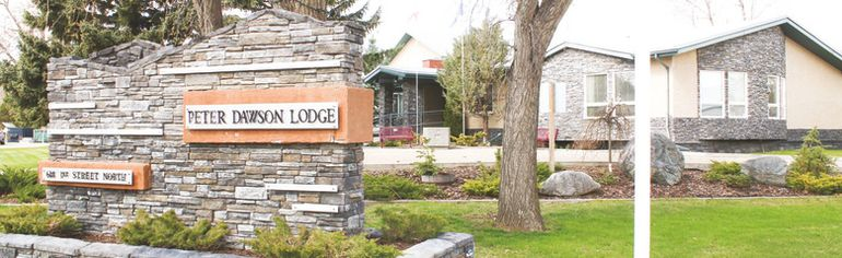 The Peter Dawson Lodge
