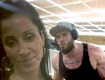 "Slain mother Krassimira ""Krissy"" Pejcinovski, 39, with accused killer Cory Kyle Fenn, 29. (Facebook) /Postmedia Network"