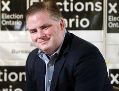 Greg Essensa, chief electoral officer of Ontario. Julie Oliver / Postmedia