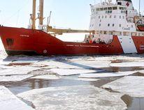 The Canadian Coast Guard Ship Griffon. (Supplied photo)