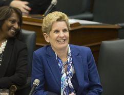 Ontario Premier Kathleen Wynne. Canadian Press file photo.
