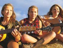 Small Town Girls - Haley, Hannah and Cassie Van Maele - will be opening the 2018 Kinsmen Bandshell Bash on Friday, June 1st at Tillsonburg's Memorial Park. (Chris Abbott/Tillsonburg News)