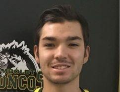 Humboldt Broncos player Logan Boulet, who is from Lethbridge, Alberta.