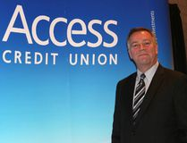 Access Credit Union CEO Larry Davey. (LAUREN MACGILL, Winkler Times)