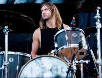 July Talk drummer and London native, Danny Miles. (Robert Georgeff photo)