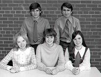 Student Council April 1970