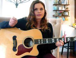 Jaclyn VanHappen will be opening for Sarah Smith at Sammy Krenshaw's on Saturday, May 5. (Chris Abbott/Tillsonburg News)