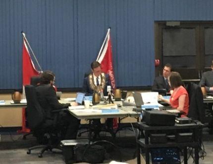 Owen Sound city council.