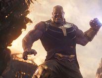 Thanos (Josh Brolin) in a scene from Marvel's Avengers: Infinity War. (Film Frame)