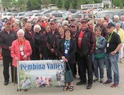 Team Pembina Valley 2017.