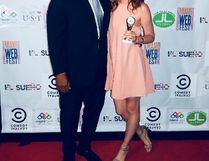 Miami Web Festival founder Bryan Thompson and Katie Uhlmann. (Supplied Photo)