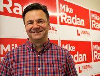 Lambton-Kent-Middlesex Liberal candidate Mike Radan. (File photo)