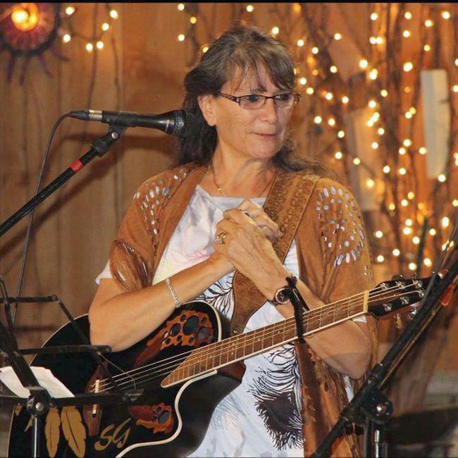 Sandra Glabb, a Mattawa recording artist, will kick off the Beneath the 3 Crosses festival in Mattawa Saturday. (Facebook Photo)