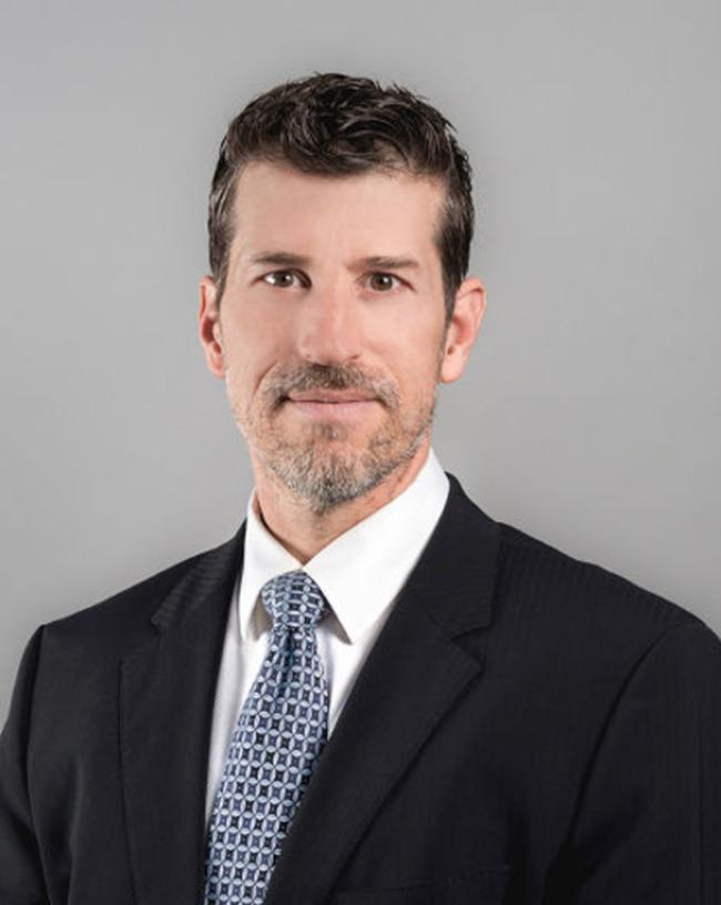 Mark Plamondon, executive director of Alberta's Industrial Heartland Association